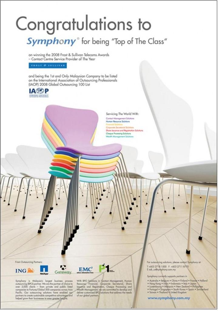 Symphony-Congratulations-Ad-Design